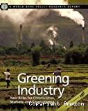 Greening industry