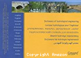 Dictionary of hydrological engineering - Lexique hydrologique pour l'ingénieur - Anglais, Français, Arménien, Russe, Polonais, Roumain, Arabe