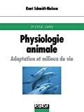 Physiologie animale : adaptation et milieux de vie
