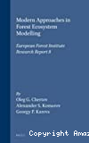 Modern approaches in forest ecosystem modelling.
