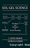 Sol-Gel science. The physics and chemistry of sol-gel processing.