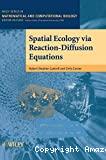 Spatial ecology via reaction-diffusion equations.