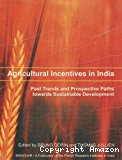 Agricultural incentives in India