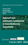 National Forest Inventories: Contributions to Forest Biodiversity Assessments