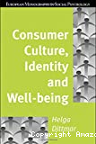 Consumer culture, identity and well-being. The search for the