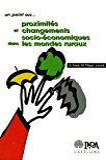 Proximités et changements socio-économiques dans les mondes ruraux