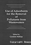 Use of adsorbents for the removal of pollutants from wastewaters.