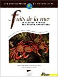 Les fruits de la mer et plantes marines des pêches françaises