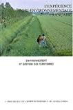 Environnement et gestion des territoires