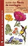 Guide des fleurs de montagne