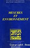 Mesures et environnement.