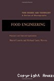 Food engineering. Principles and selected applications.