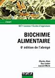Biochimie alimentaire.