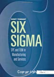 Six sigma : SPC and TQM in manufacturing and services.