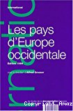 Les pays d'Europe occidentale