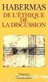 De l'éthique de la discussion