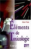 Eléments de toxicologie