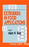 Extruders in food applications.