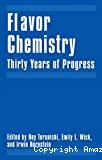 Flavor chemistry. Thirty years of progress.