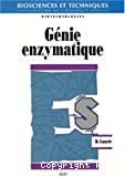Génie enzymatique.