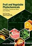 Fruit and vegetable phytochemicals. Chemistry, nutritional value and stability.