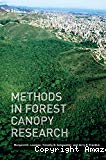 Methods in forest canopy research.