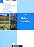 Habitats humides