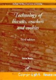 Technology of biscuits, crackers and cookies.