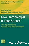 Novel technologies in food science