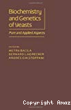 Biochemistry and genetics of yeasts. Pure and applied aspects - Symposium (04/12/1977 - 10/12/1977, Sao Paulo, Brésil).