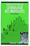 Perspectives pour une géobiologie des montagnes