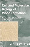 Cell and molecular biology of wood formation