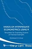 Hands-On Intermediate Economectrics Using R