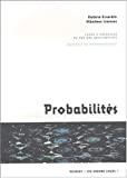 Probabilités : cours et exercices en vue des applications