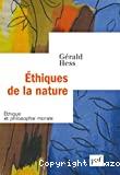 Éthiques de la nature