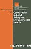Case studies in food safety and environmental health.
