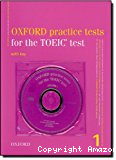 Oxford practice tests for the TOEIC test,