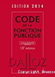 Code de la fonction publique