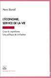 L'économie, service de la vie