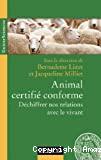 Animal certifié conforme