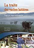 La traite des vaches laitières