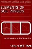 Elements of soil physics