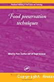 Food preservation techniques.