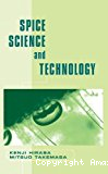 Spice science and technology.