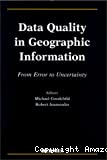 Data quality in geographic information