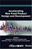Accelerating new food product design and development.