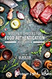 Modern techniques for food authentication