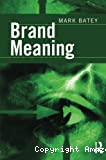 Brand meaning.