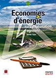 Economies d'énergie sur l'exploitation agricole