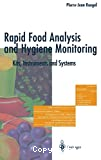 Rapid food analysis and hygiene monitoring. Kits, instruments and systems.